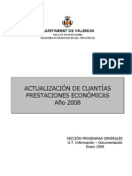 Cuantia PNC 2008