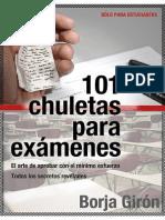101 Chuletas Para Examenes