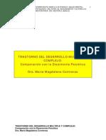 TRASTORNO DEL DESARROLLO MULTIPLE Y COMPLEJO.