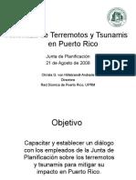 AmenazadeTerremotosyTsunamisEnPuertoRico