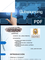 Logistica Outsourcing