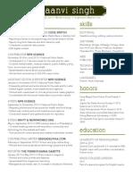 maanvisingh resume oct2015