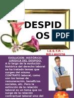 Diapositivas Del Despido