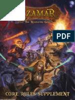 Azamar the RPG - Core Supplement