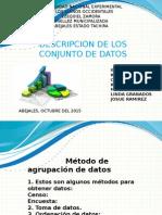 DESCRIPCION DE LOS CONJUNTO DE DATOS