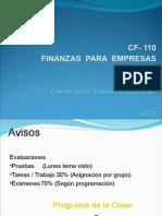 Analisis Financiero - Presentación en Clase 1er Parte-1