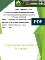 Propiedades Mecanicas de La Madera
