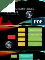 Principales Regiones