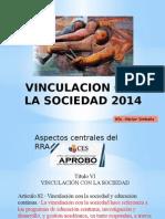 Vinculacion 2015 INSTRUMENTOS