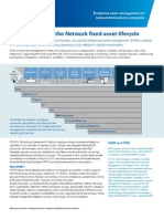 EAM-Supporting the Network Fixed-Asset Lifecycle