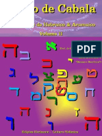 Curso de Cabala Com Nocoes de Hebraico & Aramaico [Vol_2]