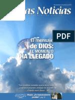 Las Buenas Noticias Noviembre-Diciembre 2015