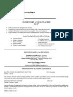 natchas resume-2015