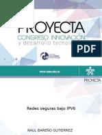 Presentacion Seguridad en IPV6 CEET