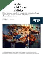 La Tradición y Los Significados Del Día de Muertos en México