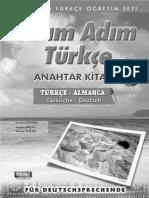 Almanca Anahtar Kitabi 2 ALMANCA DERS KITABI