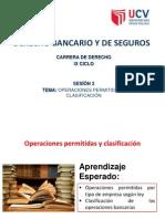 2015 -I - Sesión 3 - Operaciones Permitidas y Clasificación