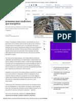 Problema de Las Centrales Térmicas en Colombia - Sectores - ELTIEMPO