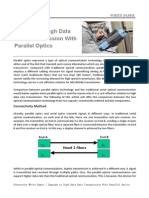 Fiberstore-White Paper-Upgrade to High Data Rate Transmission With Parallel Optics