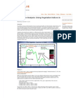 Vegetation Analysis_ Using Vegetation Indices in ENVI