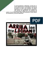 Desde El Poder Popular, Hacia La Autogestion Social.