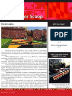 Maryland Sports Properties Newsletter