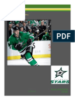 dallas stars written proposal