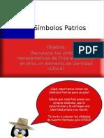 Simbolos Patrios Clase b Ppt