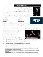 intro to physical theatre - student handout