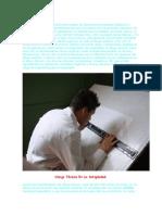 Historia del dibujo técnico