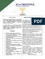 Revista Calea Crestina, 2015, nr.12.