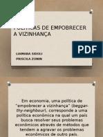 Slides - Políticas