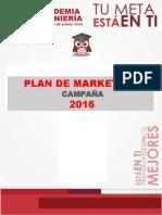 Plan de Marketing - APUI