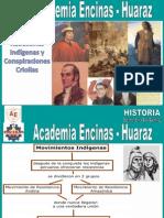 Rebeliones Indígenas y Conspiraciones Criollas