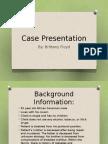 final case presentation
