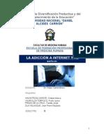 La Adicción a Internet y Al Móvil Grupo 5