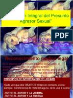 Evaluación Integral Del Presunto Agresor Sexual - Congreso Nacional de Salud Mental y Bienestar Social