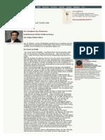 Navid Kermani Und Der Frieden in Europa