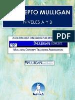 Concepto Mulligan. Niveles a y b 0