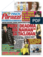 Pinoy Parazzi Vol 8 Issue 134 November 09 - 10, 2015