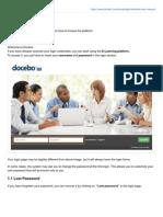 Docebo.com-End User Guide