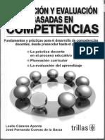 CAZARES-CUEVAS (2014)_ Planeación y Evaluación Basadas en Competencias