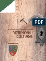 Adriana Scripcariu Manual Scolar Pentru Disciplina Optional Patrimoniu Judetul Brasov 2014