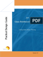 Practical Design Guide for Glass Reinforced Concrete