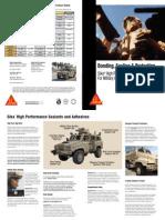 Sika Military Brochure