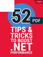 52 Tips & Tricks to Boost .NET Performance