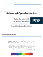 Advanced Optoelectronics