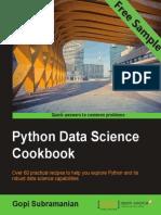 Python Data Science Cookbook - Sample Chapter