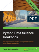 Python Data Science Cookbook - Sample Chapter
