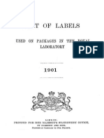 RL Labels 1901